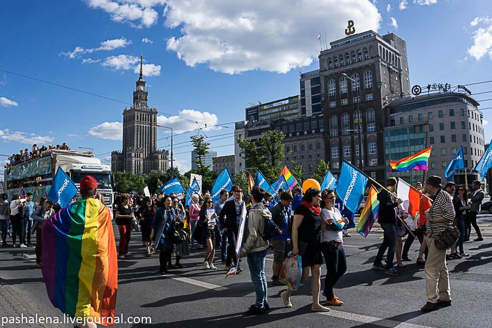 Советская Варшава