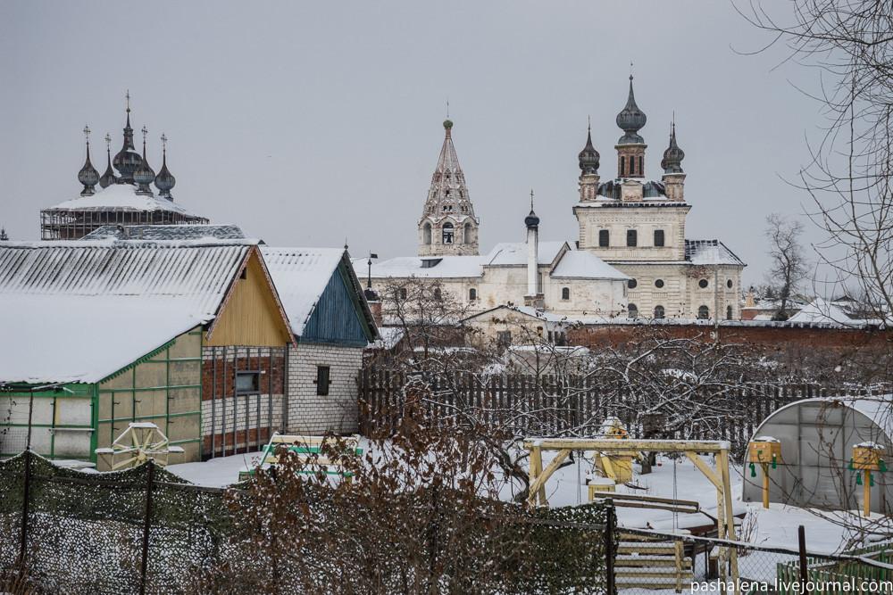 Храмы в Юрьев-Польском