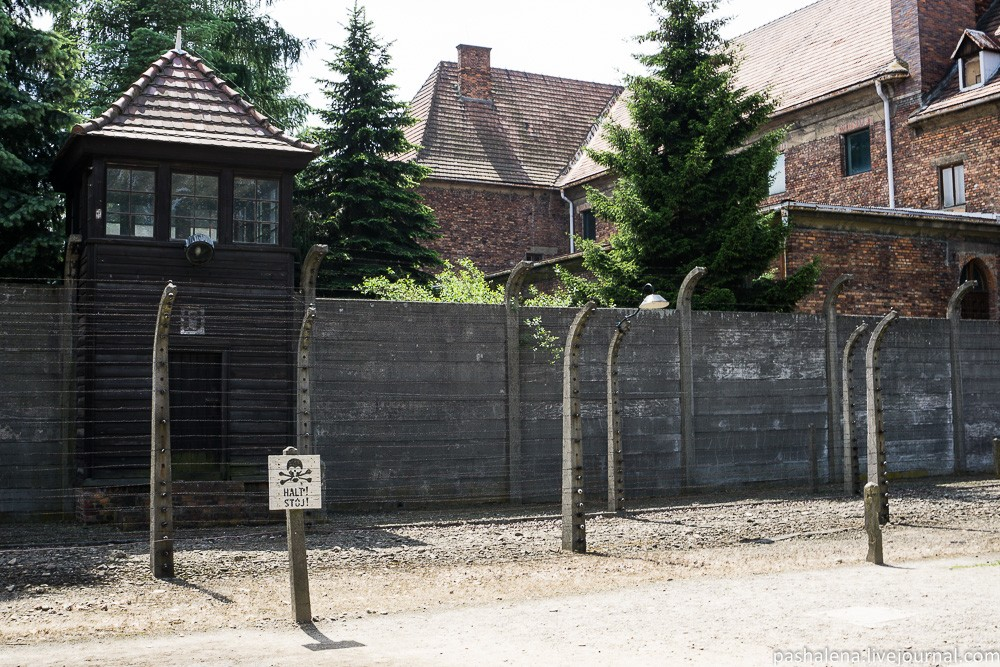 Концлагерь Аушвиц
