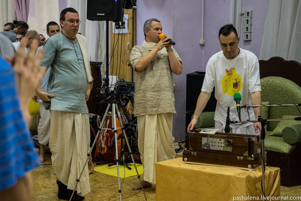 кришнаиты фото