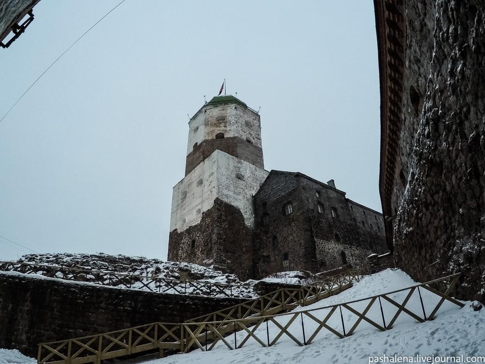 Выборский замок