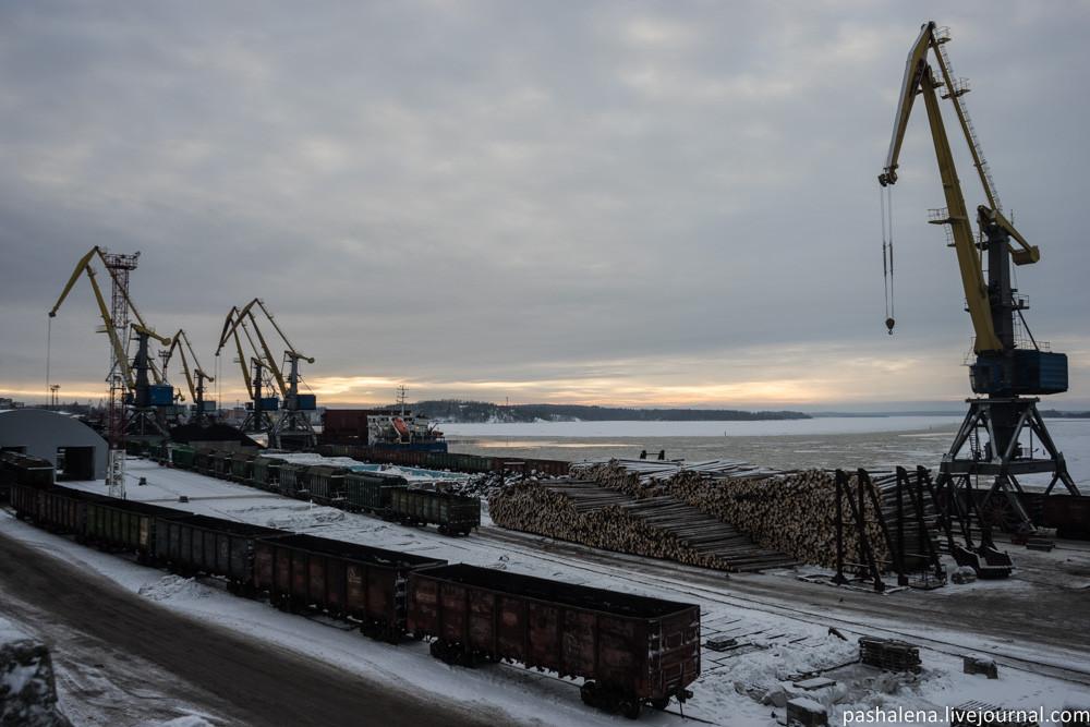 Порт Выборг