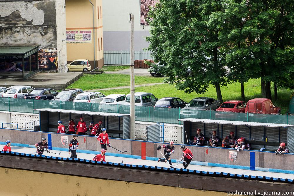 Словацкий хоккей