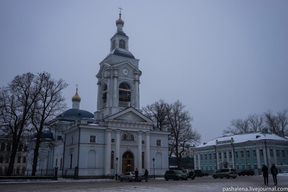 Преображенский собор в Выборге