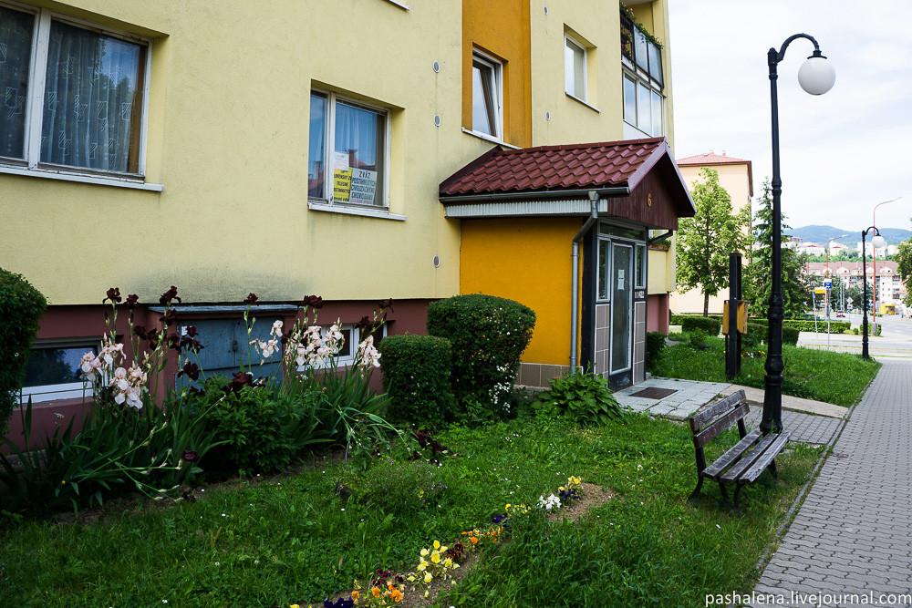 Дома Бардеёва