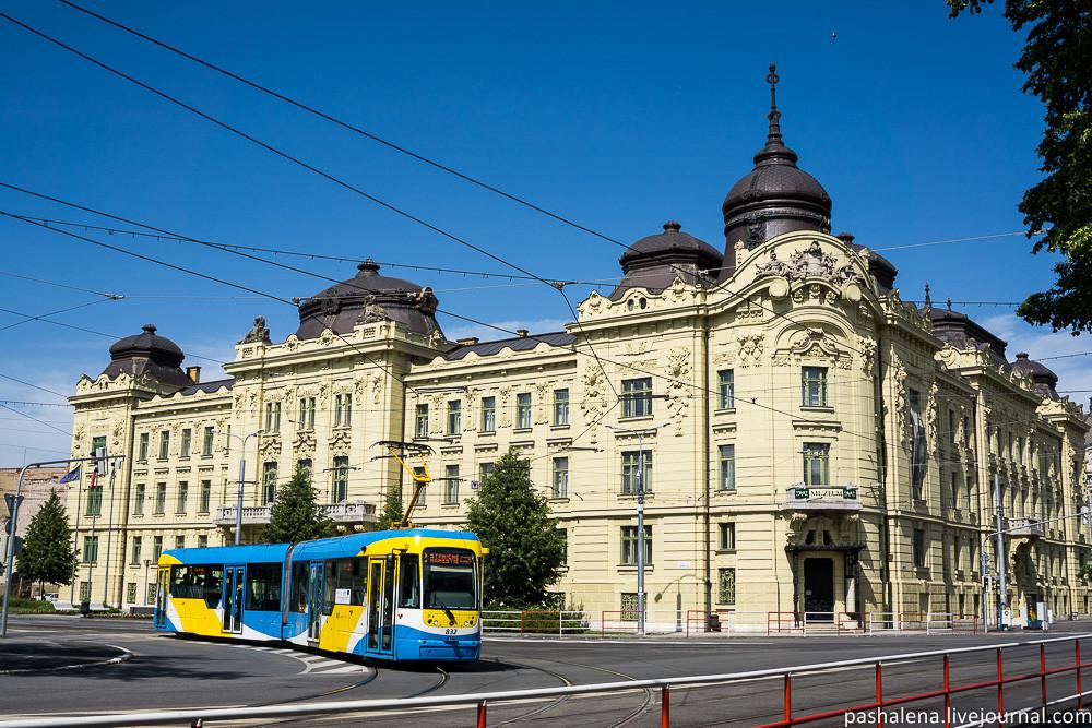 Трамваи Словакии