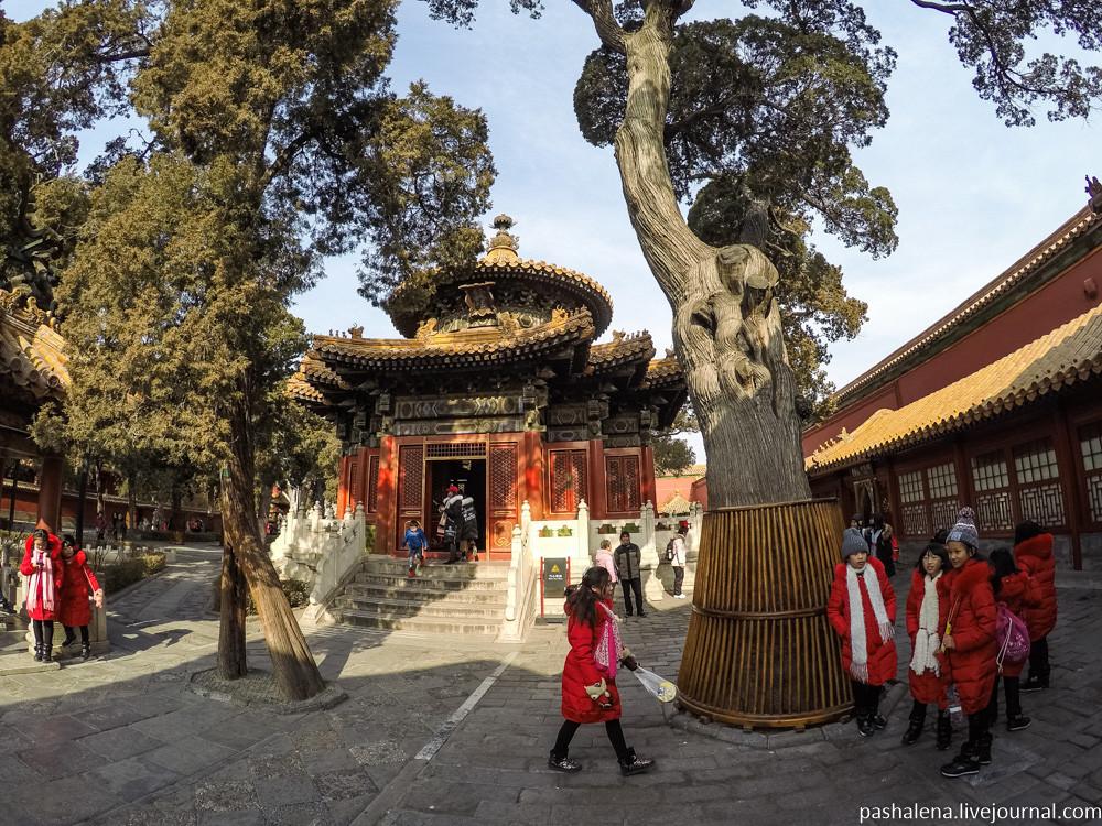 Павильон в Пекине