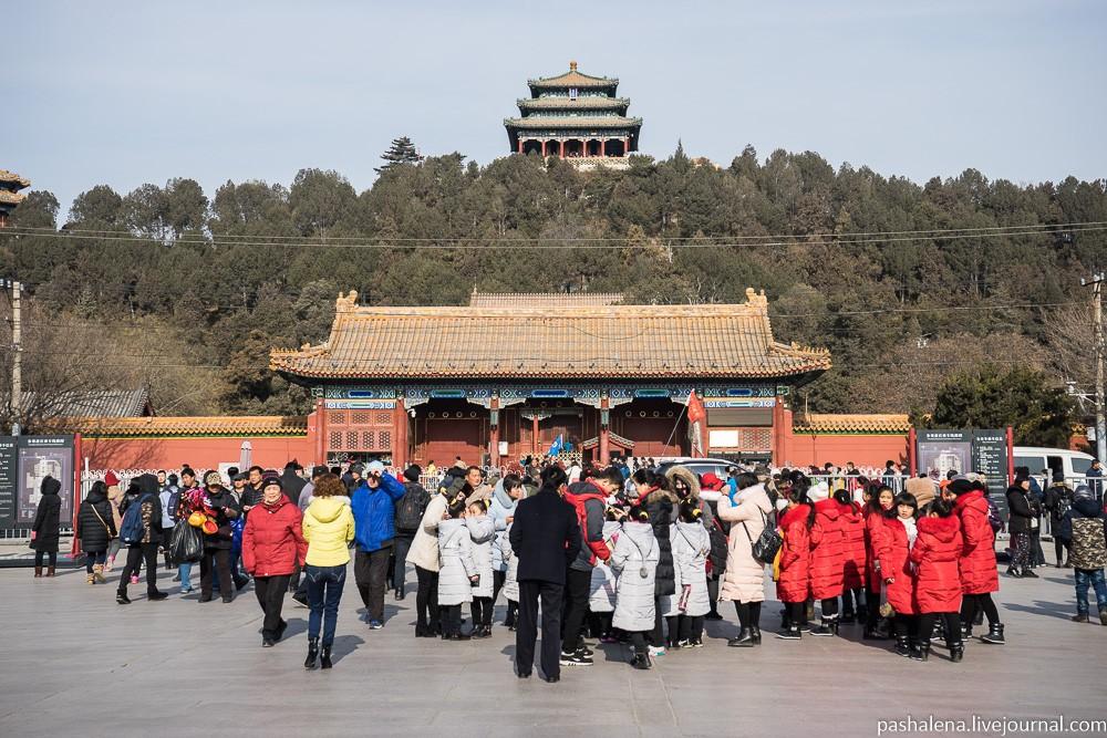 парк Цзиньшань