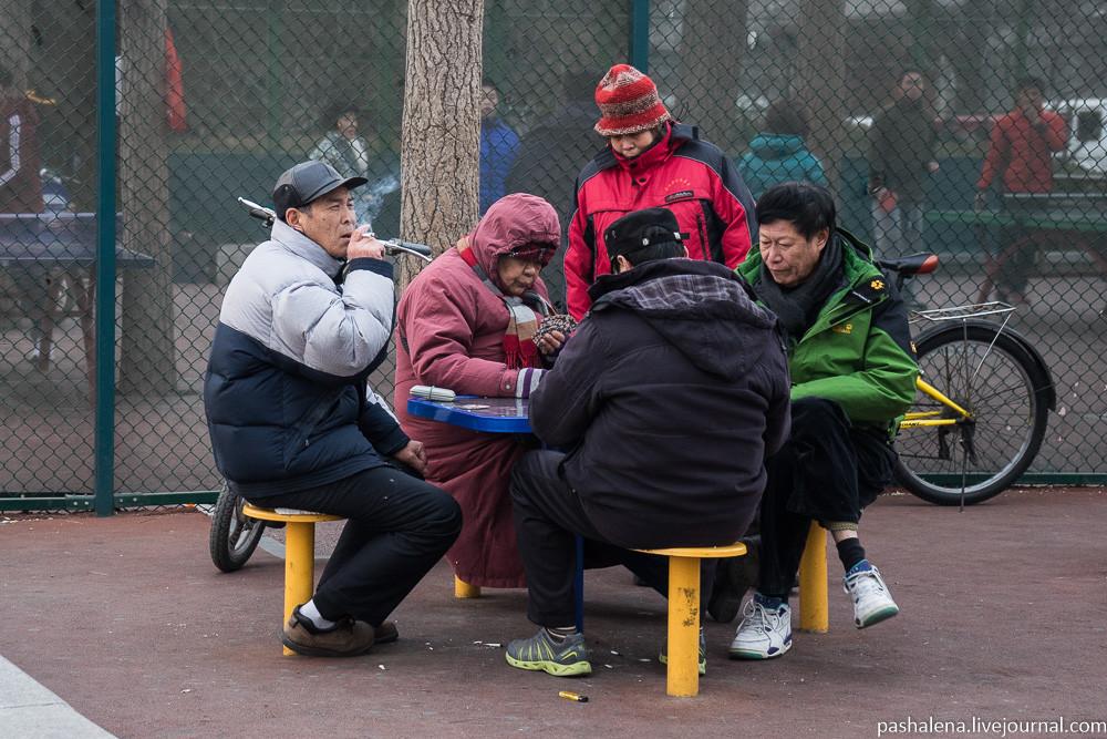 Пекин: китайский дерибас, хутуны и уличная физкультура