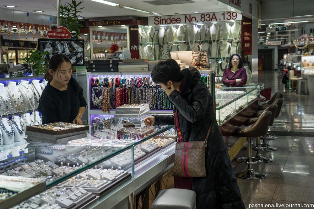 Бижутерия в Китае