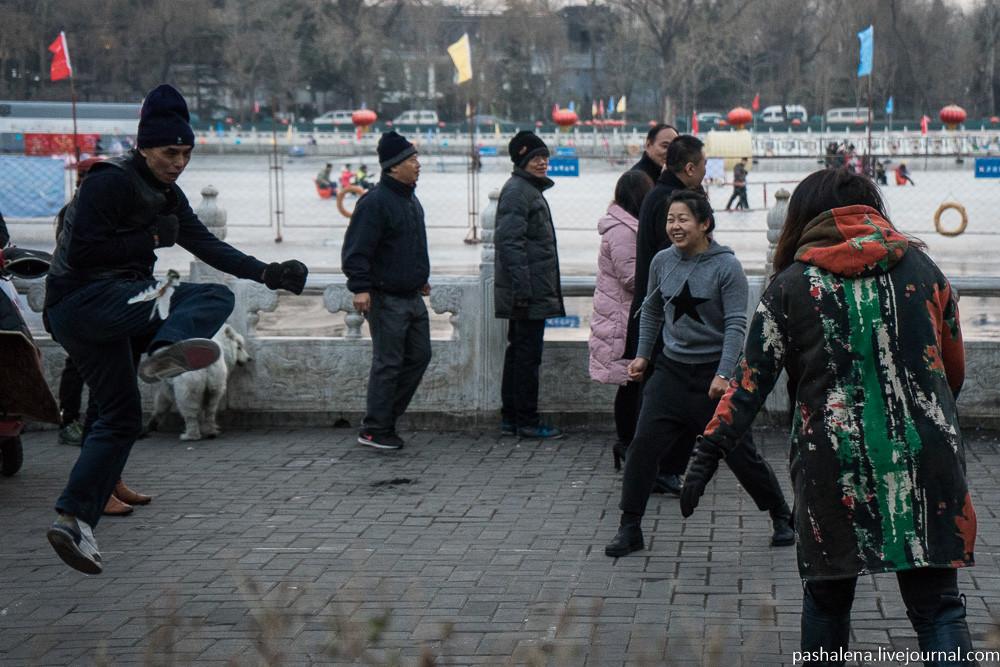 Спорт в Пекине
