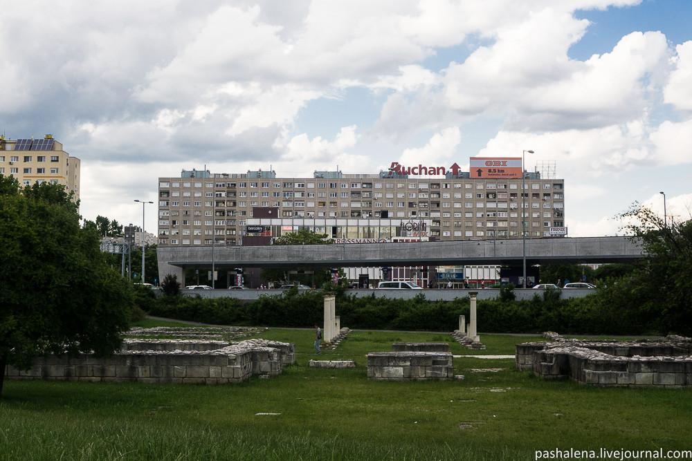 Раскопки Будапешта