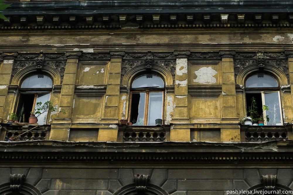 Заброшка Будапешта