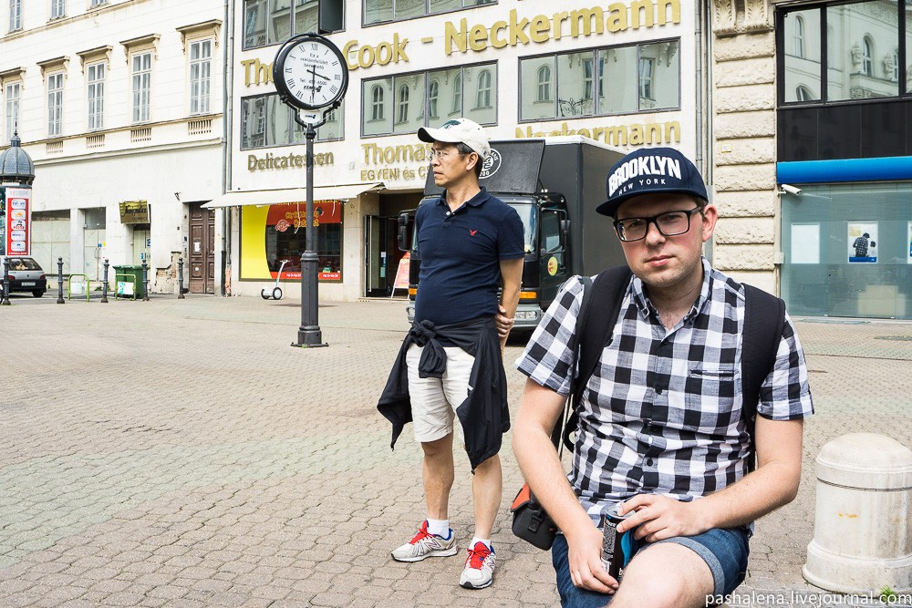 Budapest Free Tour