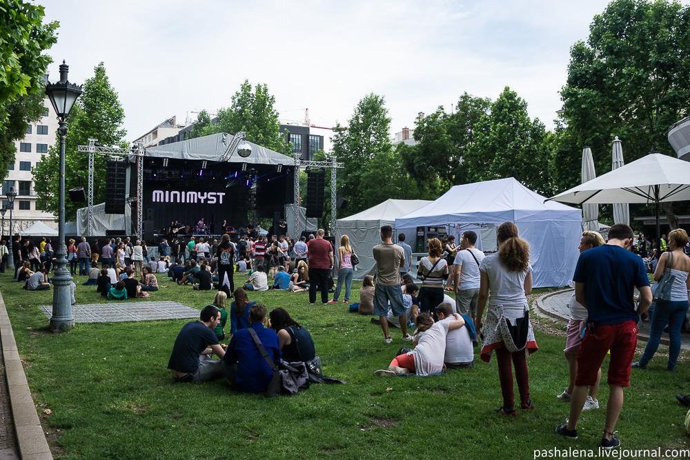Концерт в Будапеште