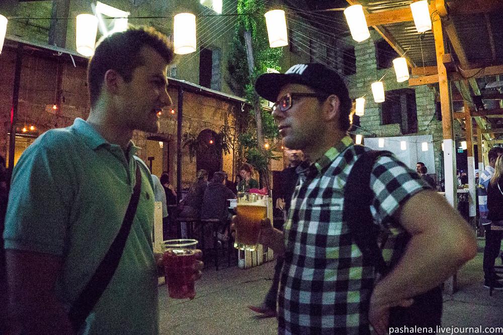 Руин-бары в Будапеште