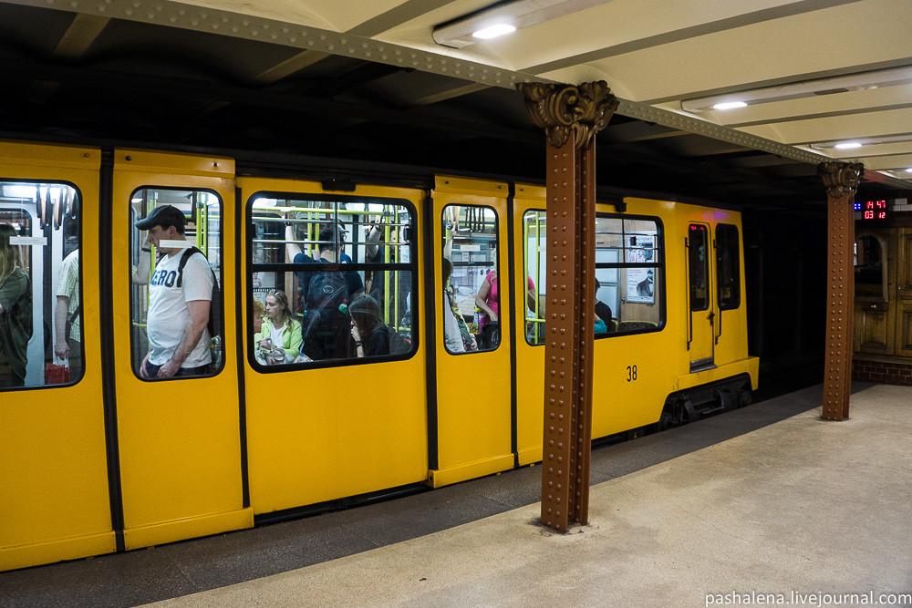 Самое старое метро