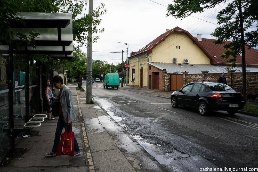 Пригород Будапешта