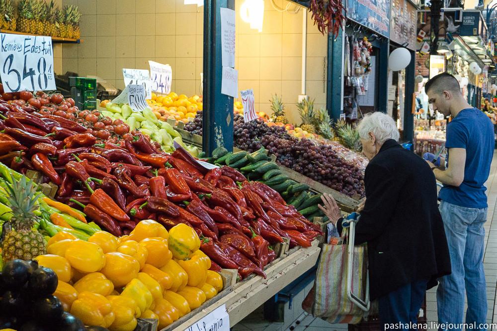 Венгерские продукты