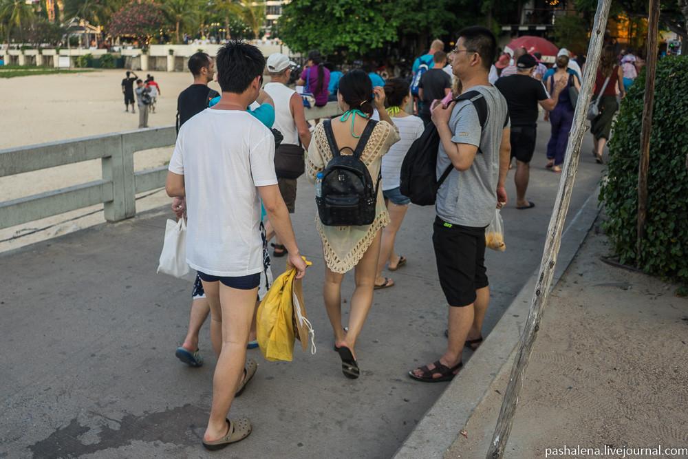 Всей семьёй на секс-курорт: русские и китайцы в Паттайе