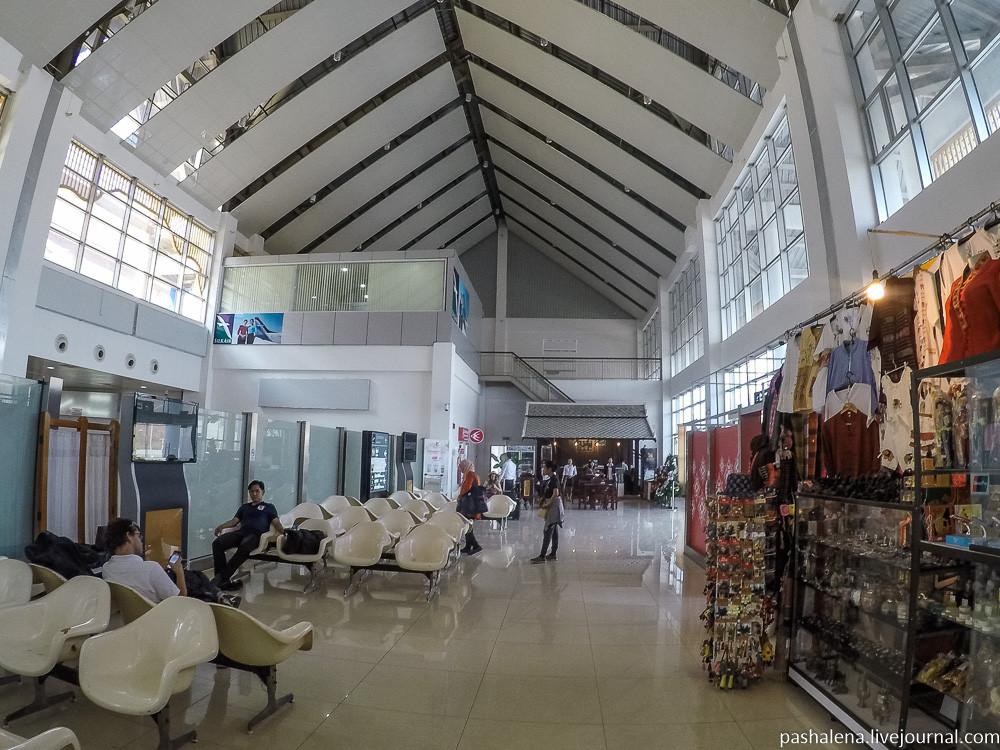 Луангпрабанг аэропорт