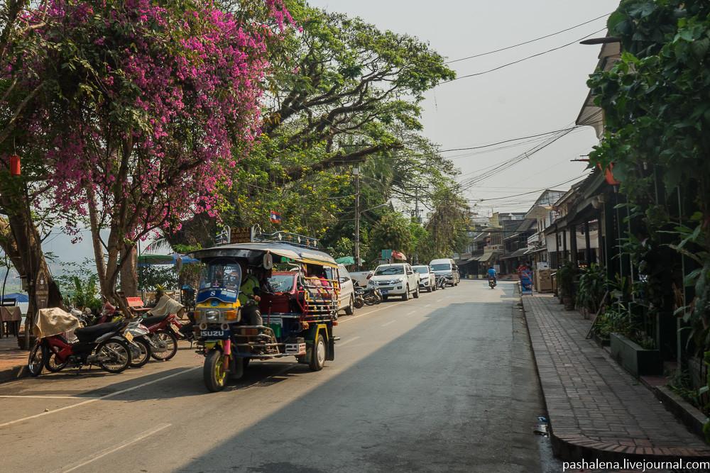 набережная Меконга