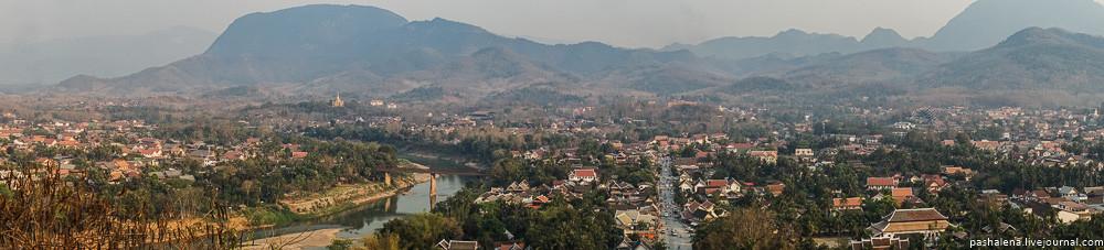 Лаос 2017