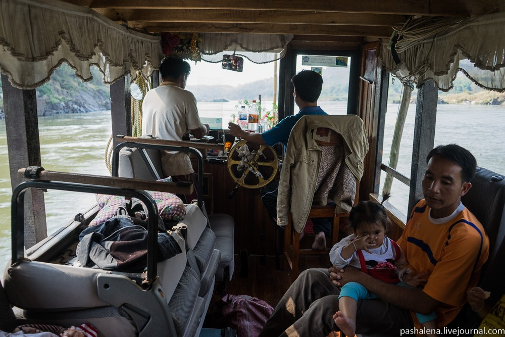 Круиз по Меконгу