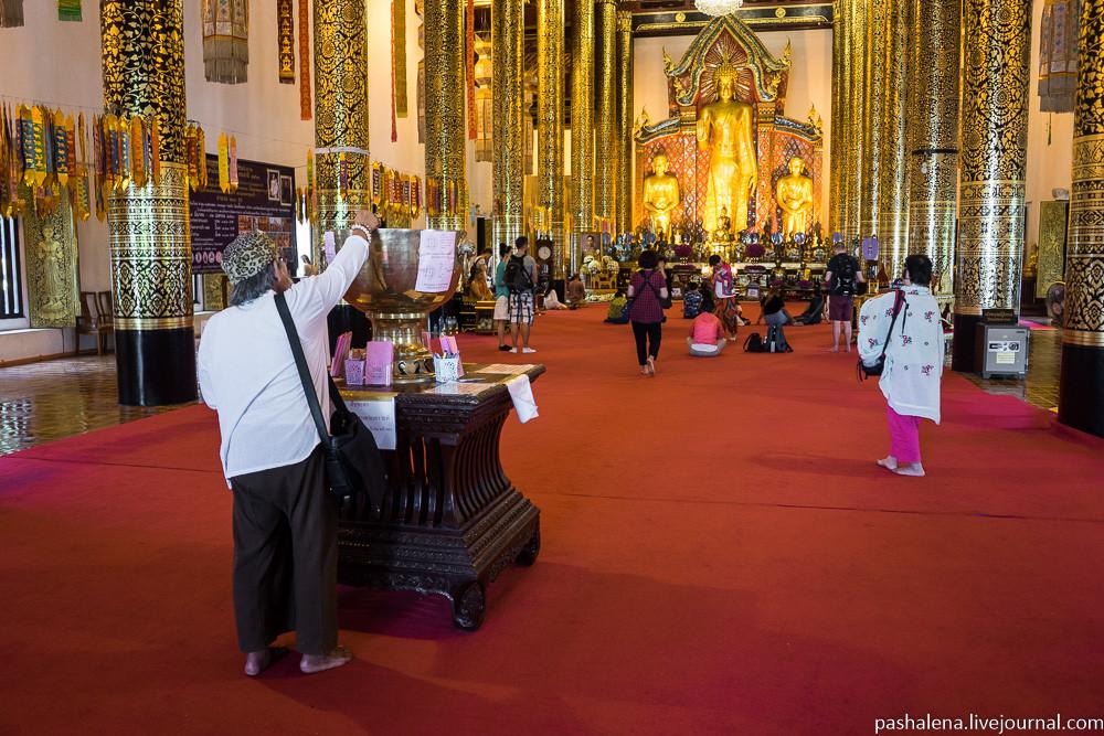 Пагода в Чиангмае