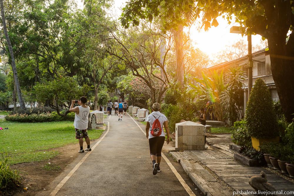 Парк в Чиангмае