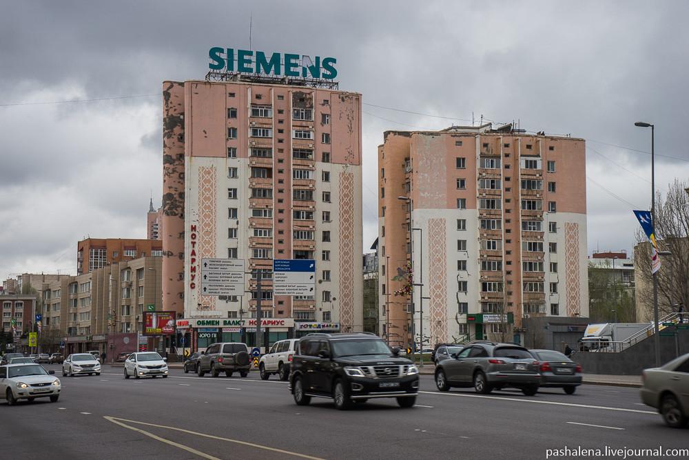 Астана: гонки на автобусах, зависший 3D MAX и железные шахматы