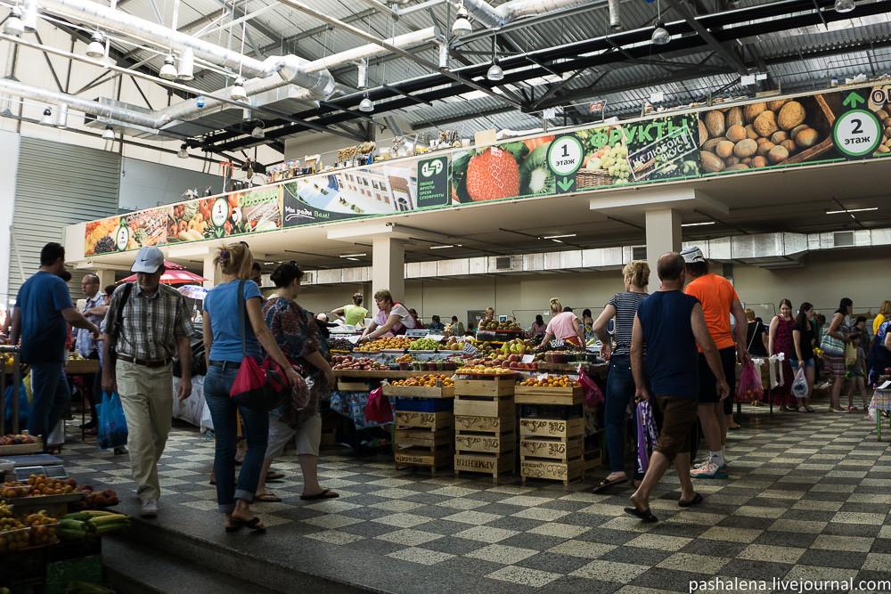 Центральный рынок Ростов