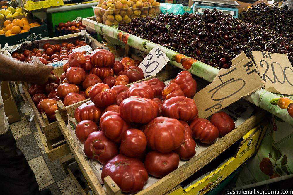 Овощи Ростов