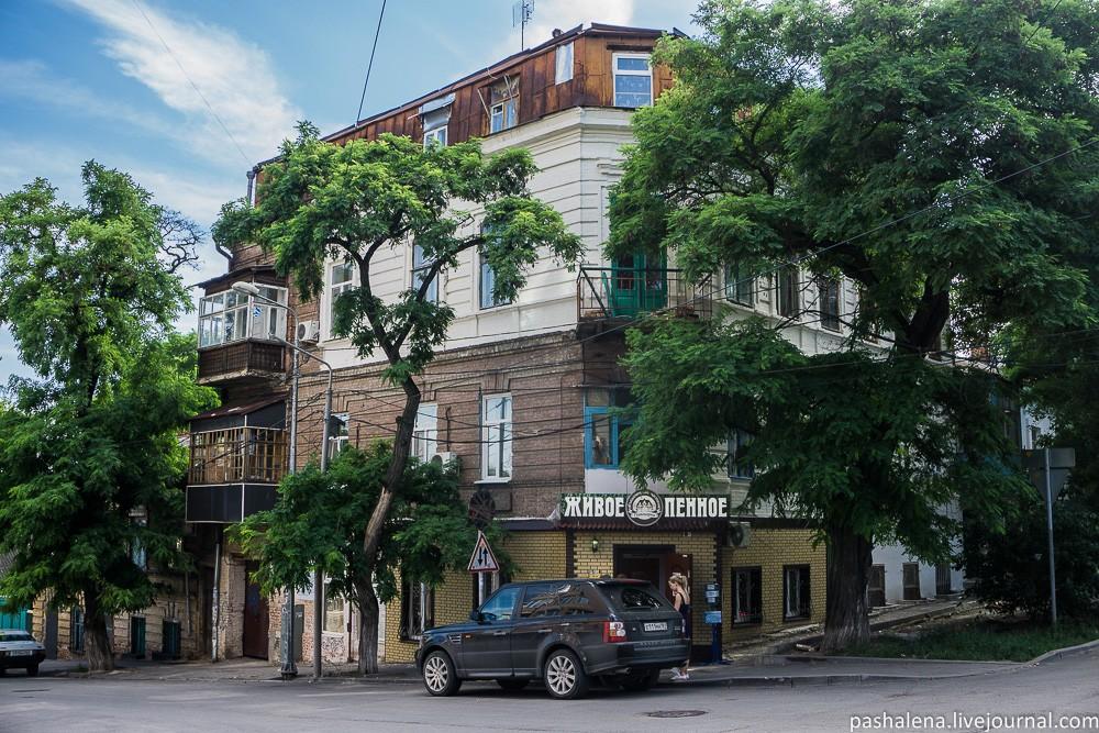 Улицы Ростова-на-Дону