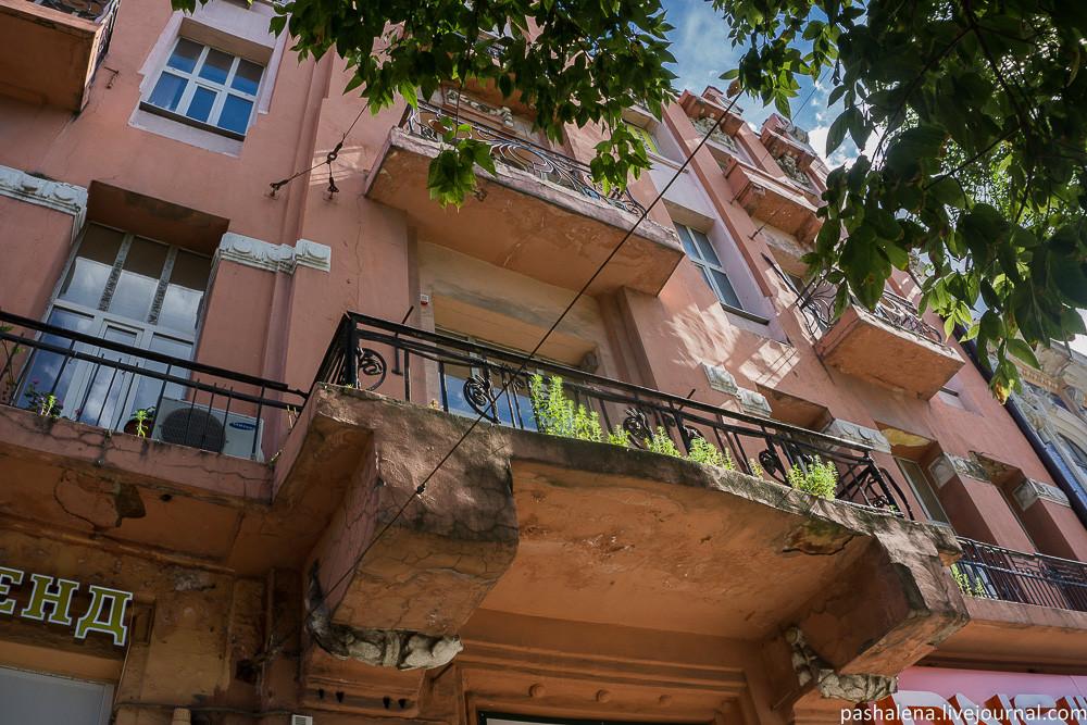 Балконы Ростов