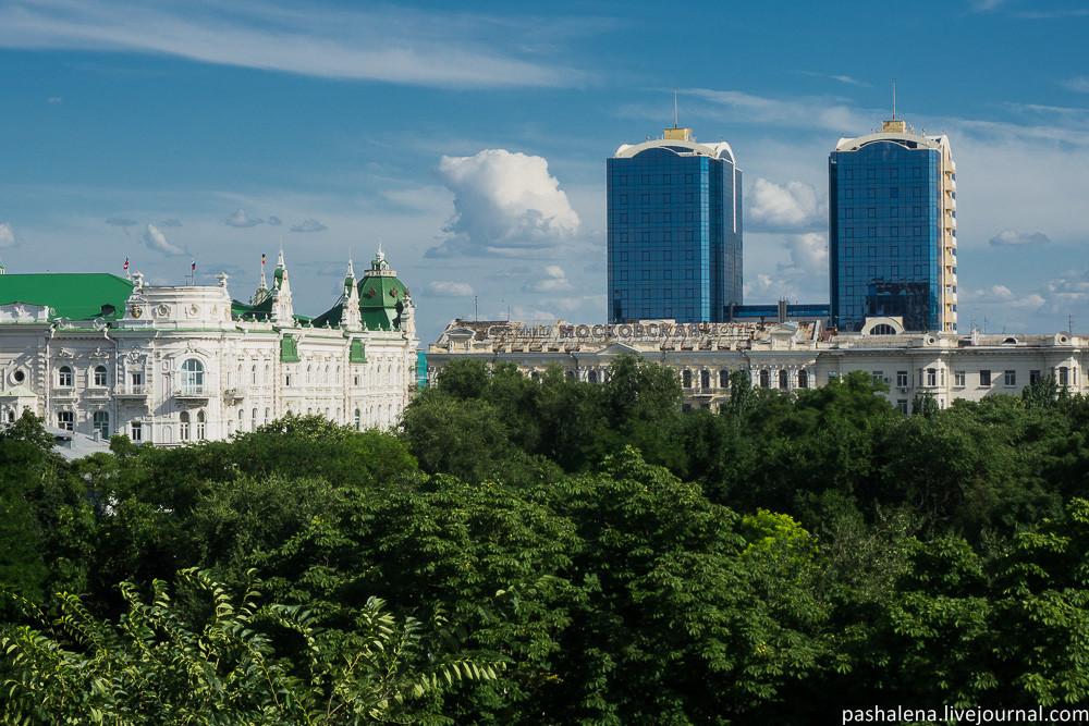 Виды Ростова