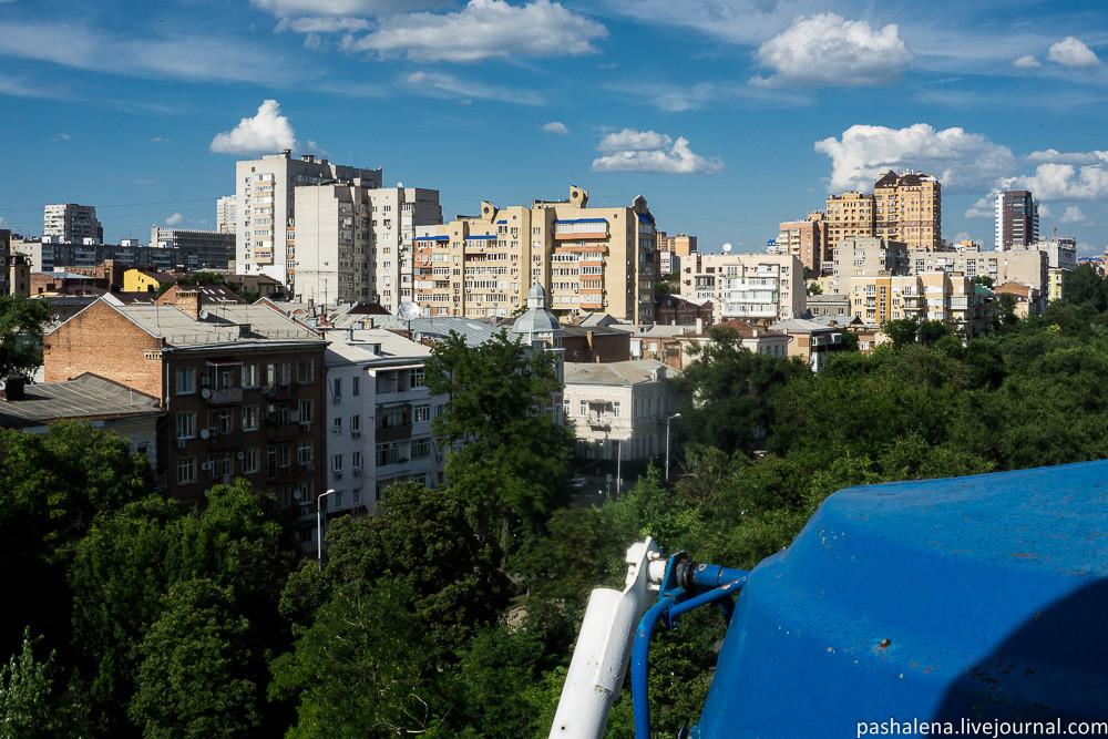 Архитектура Ростова