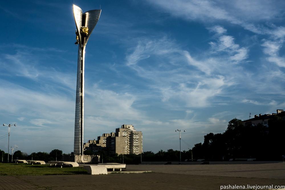 Памятник победе Ростов