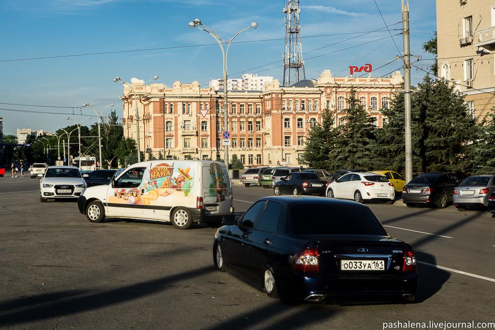 Автомобили Ростова