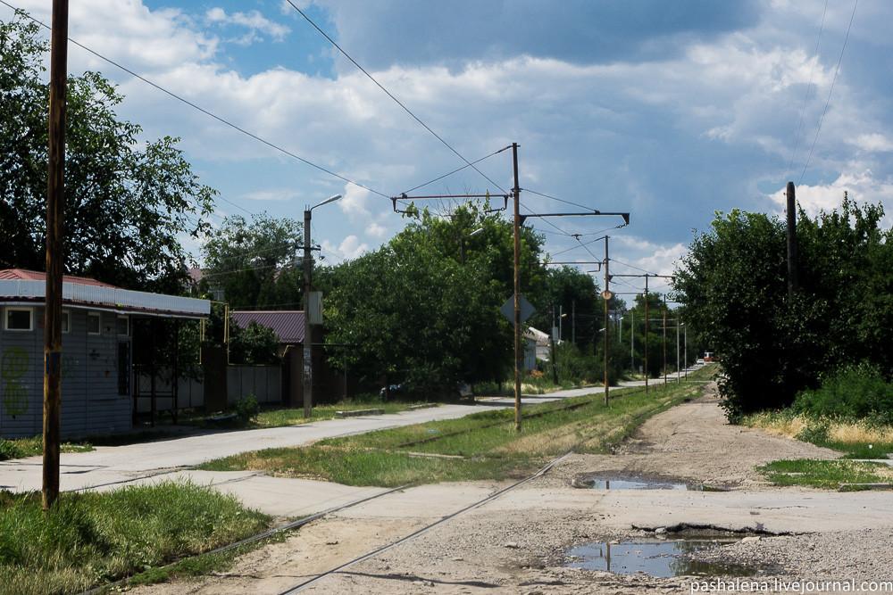 Трамвай Таганрог