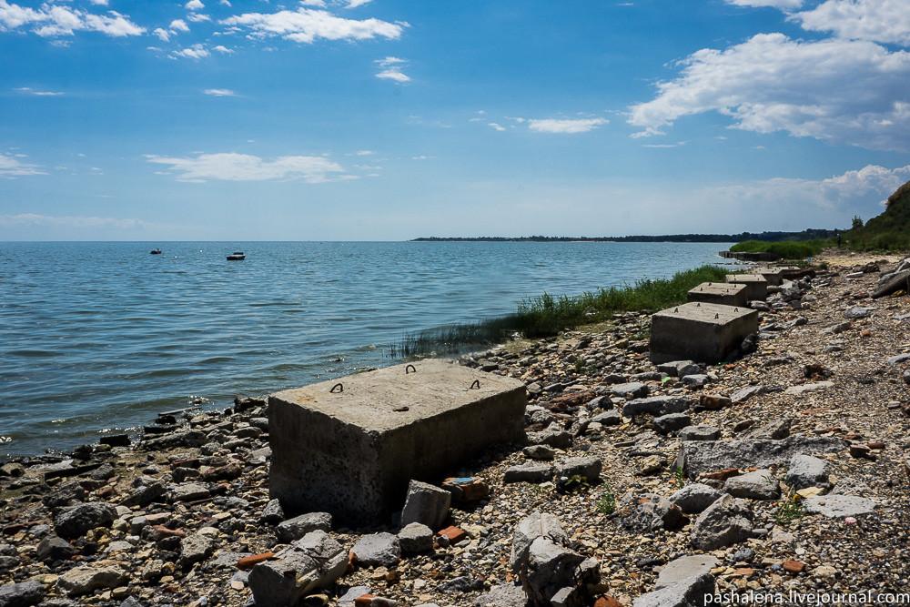 Пляж Таганрога
