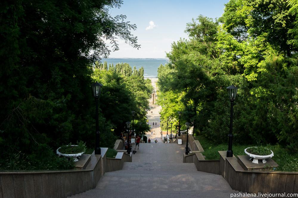 Парки Таганрога