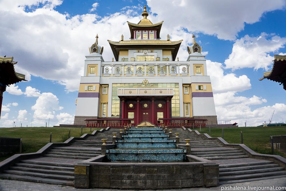 Золотая обитель Будды