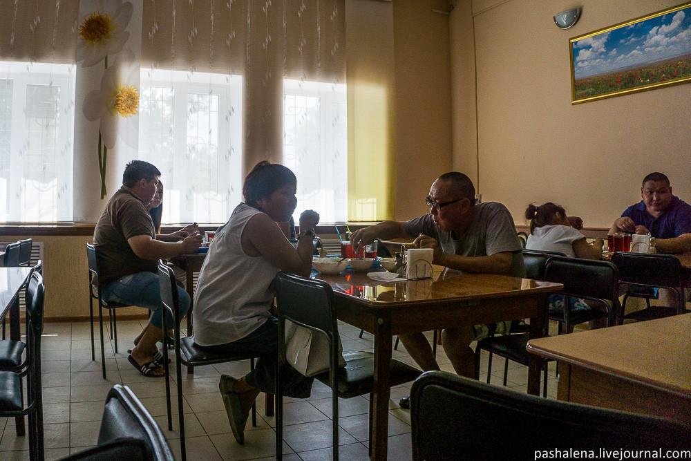 Жители Калмыкии