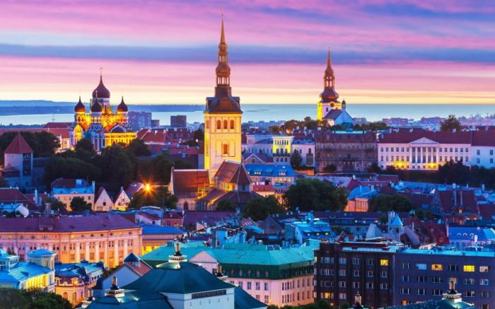 Что поделать в Эстонии?