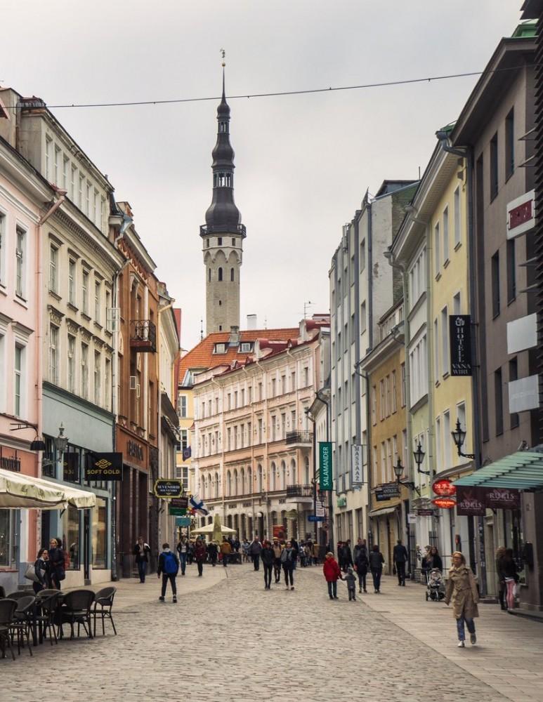 Любят ли в Эстонии русских?