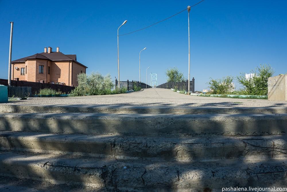 Мост Атырау