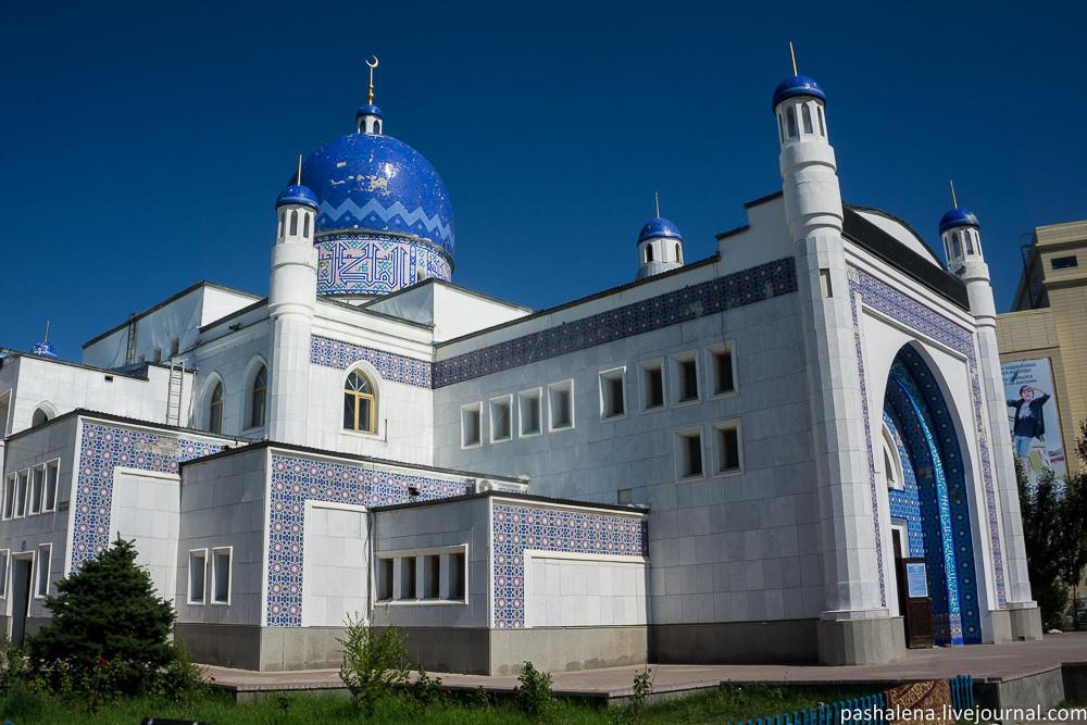 Мечеть Атырау