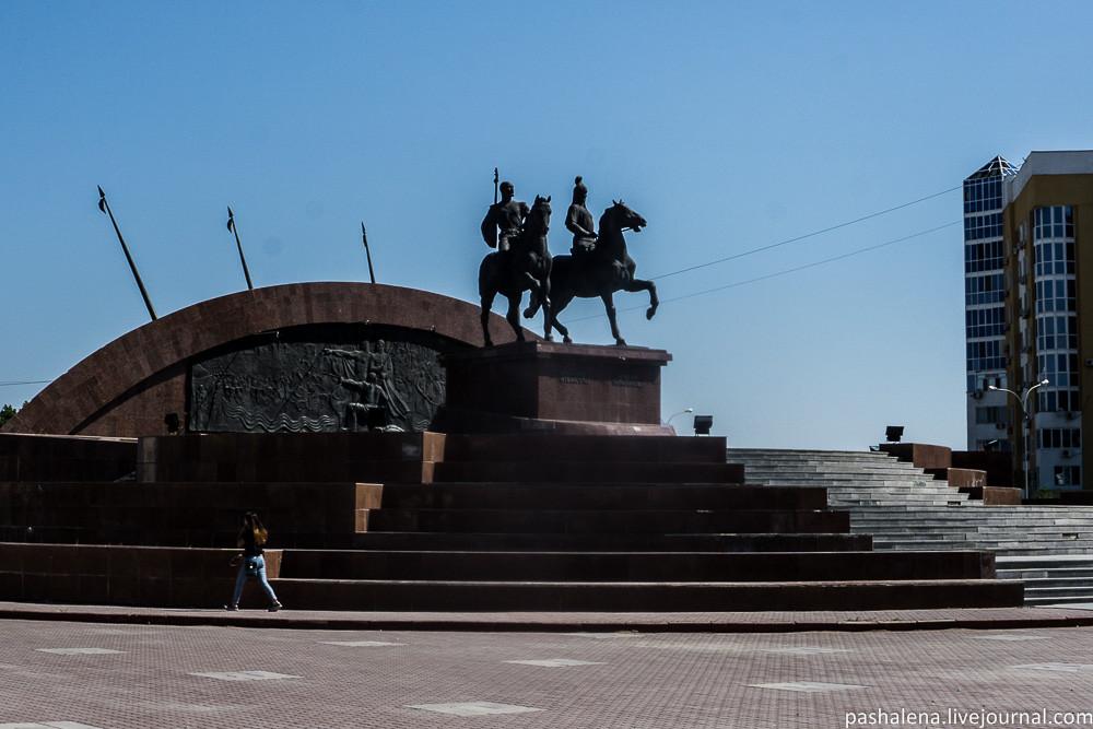 Казахская государственность