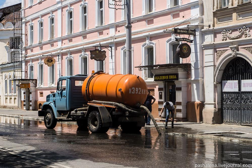 Улицы Астрахани